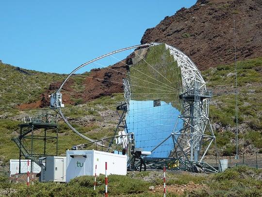Eichenberger-Gewinde-Automation-Astronomie-MAGIC-Telescope-La-Palma
